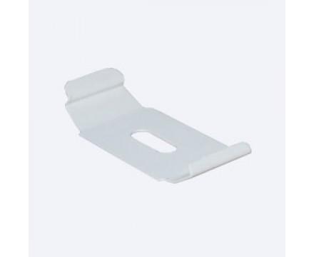 Кронштейн для монтажного профиля рулонной шторы.