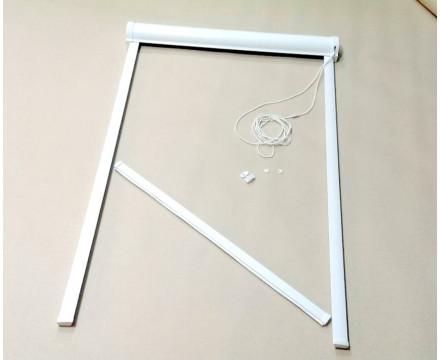 Комплект для сборки рулонной шторы кассетного типа - Уни2